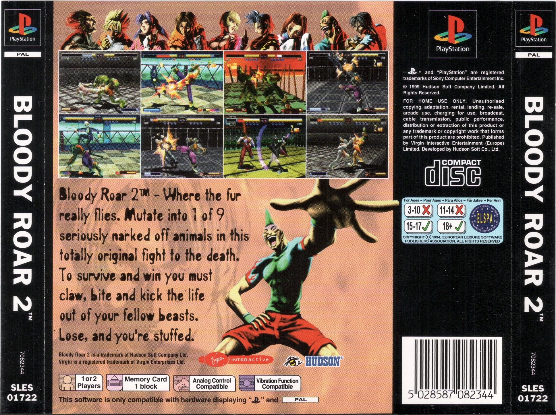 Bloody roar2 sexs nackt tube